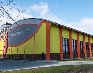 [Rzeszów] Hala Sportowa przy V Liceum Ogólnokształcącym w Rzeszowie 226505