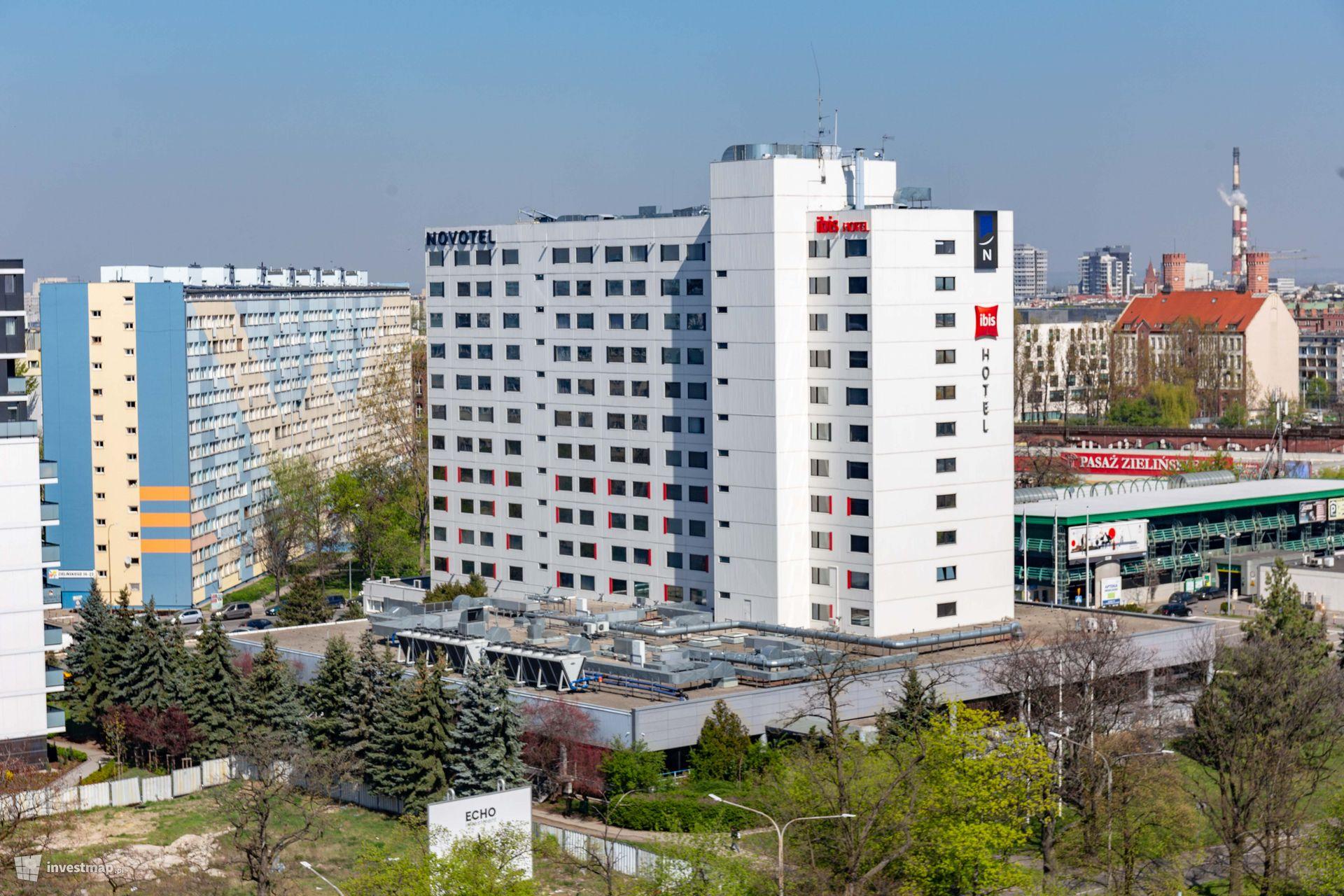 Ibis Wrocław Centrum (dawniej Hotel Wrocław)