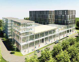 [Katowice] Kompleks biurowy, ul. Astrów 16 24779
