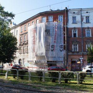 [Kraków] Remont Kamienicy, al. Dietla 34  491723