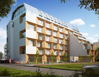 Budynek hotelowy z apartamentami, ul. Partynicka 5 510923