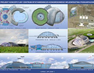 [Jasionka] Centrum Wystawienniczo-Kongresowe Województwa Podkarpackiego 57035