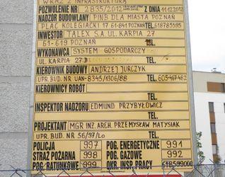 [Poznań] Rozbudowa Centrum IT, Talex 165324