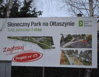 [Wrocław] Słoneczny Park na Ołtaszynie 222668