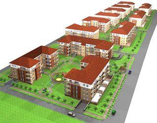 [Dzierżoniów] Osiedle mieszkaniowe 2508