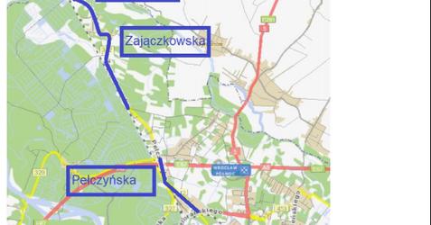 Przebudowa ulic w ciągu drogi wojewódzkiej nr 342 we Wrocławiu 410572