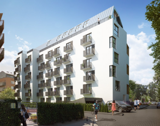 Budynek hotelowy z apartamentami, ul. Partynicka 5 510924