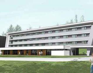 """[Wałbrzych] Hotel """"Aqua Zdrój"""" 9932"""
