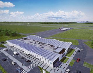 """[Kosakowo] Lotnisko """"Gdynia-Kosakowo"""" (terminal) 29389"""