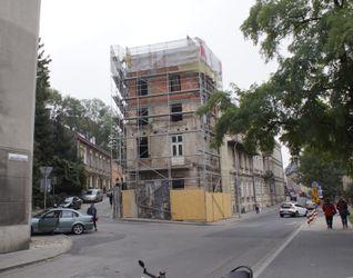 [Kraków] Remont, Rozbudowa, ul. Zamoyskiego 24 445901