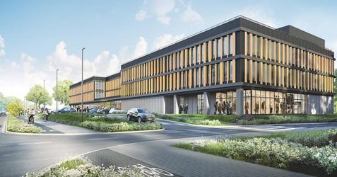 """[Warszawa] Biurowiec """"Robyg Business Center"""" 139470"""