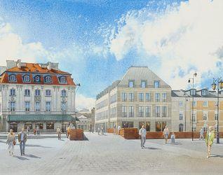 """[Warszawa] Biurowiec """"Plac Zamkowy - Business with Heritage"""" 154830"""