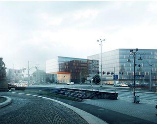 """[Wrocław] Centrum biurowo-kongresowe """"Cuprum Square"""" 155342"""