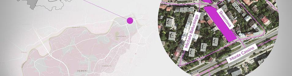 [Kraków] Park Kieszonkowy, ul. Skwerowa 425934