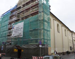 [Kraków] Remont Kościoła, ul. Szpitalna 12 447182