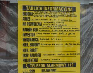 [Kraków] Remont Kamienicy, Mały Rynek 6 470990