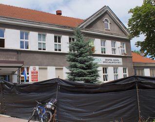 [Kraków] ZZS nr 6, ul. Ptaszyckiego 9 (przebudowa) 342479