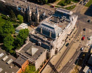 [Łódż] Pałac Poznańskich (remont) 379855