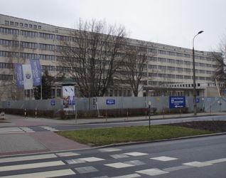 [Kraków] Budynek dydaktyczny UJ, ul. Reymonta 4 408527