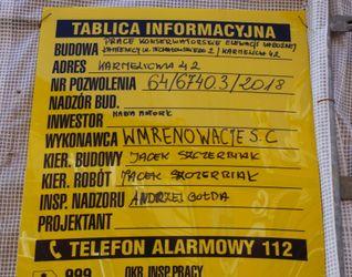 [Kraków] Remont Kamienicy, ul. Karmelicka 42 491215