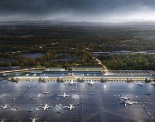 Rozbudowa lotniska Kraków Airport  492495