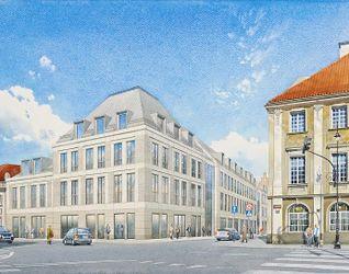 """[Warszawa] Biurowiec """"Plac Zamkowy - Business with Heritage"""" 114896"""