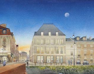 """[Warszawa] Biurowiec """"Plac Zamkowy - Business with Heritage"""" 154832"""