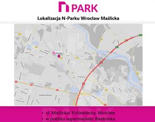 """[Wrocław] Park handlowy """"N-Park Maślice"""" 309456"""