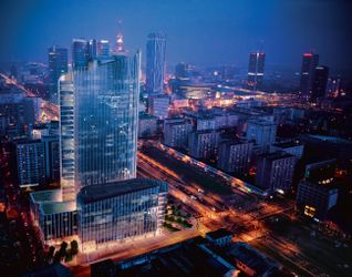 "[Warszawa] Kompleks biurowy ""Mennica Legacy Tower"" 365264"