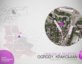 [Kraków] Park Kieszonkowy, ul. Wężyka 425936