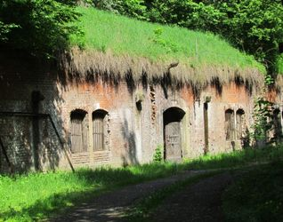 Fort reditowy nr 7 Bronowice  478160