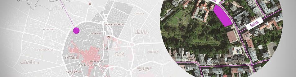 [Kraków] Park Kieszonkowy, ul. Łobzowska 425937