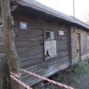 [Kraków] Rozbiórka, ul. Sołtysowska 20 455633