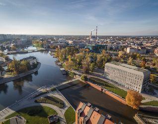 [Wrocław] Concordia Hub (kamienica na Wyspie Słodowej 7/7a) 397845