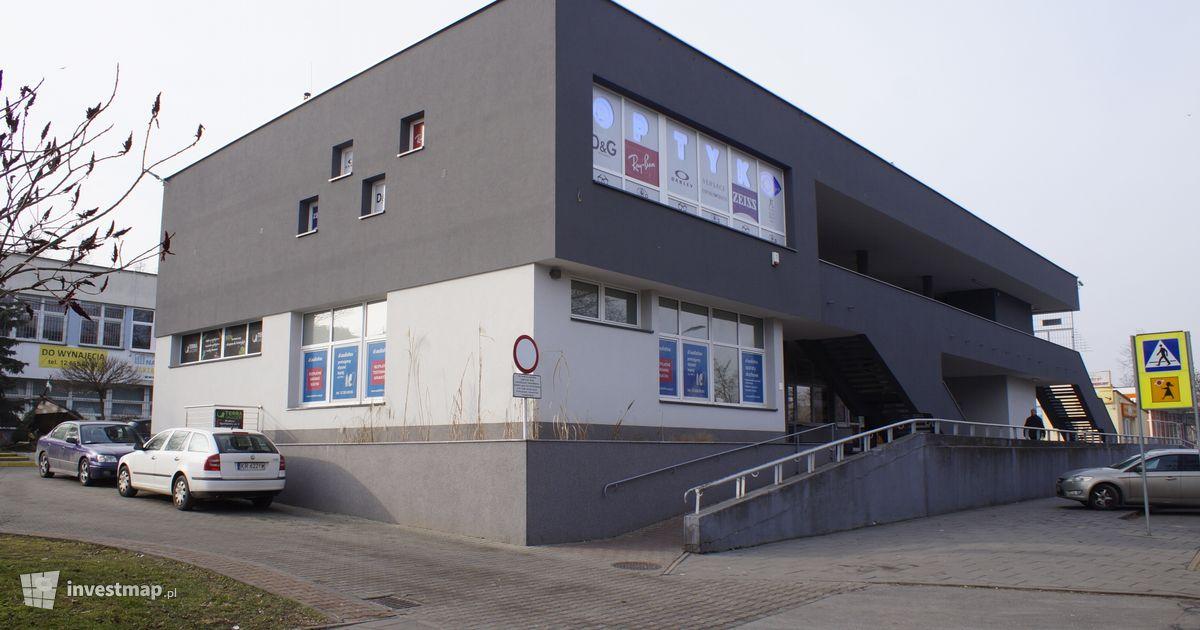 Krakow Pawilon Handlowy Ul Spoldzielcow Investmap Pl
