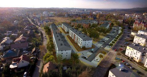 [Kraków] Osiedle Komunalne, ul. Zalesie 325842