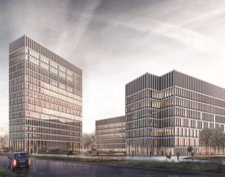 """[Katowice] Kompleks biurowy """"Face 2 Face Business Campus"""" 351442"""