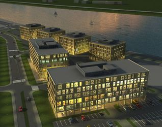 """[Poznań] Kompleks biurowy """"Malta Office Park"""" 48338"""