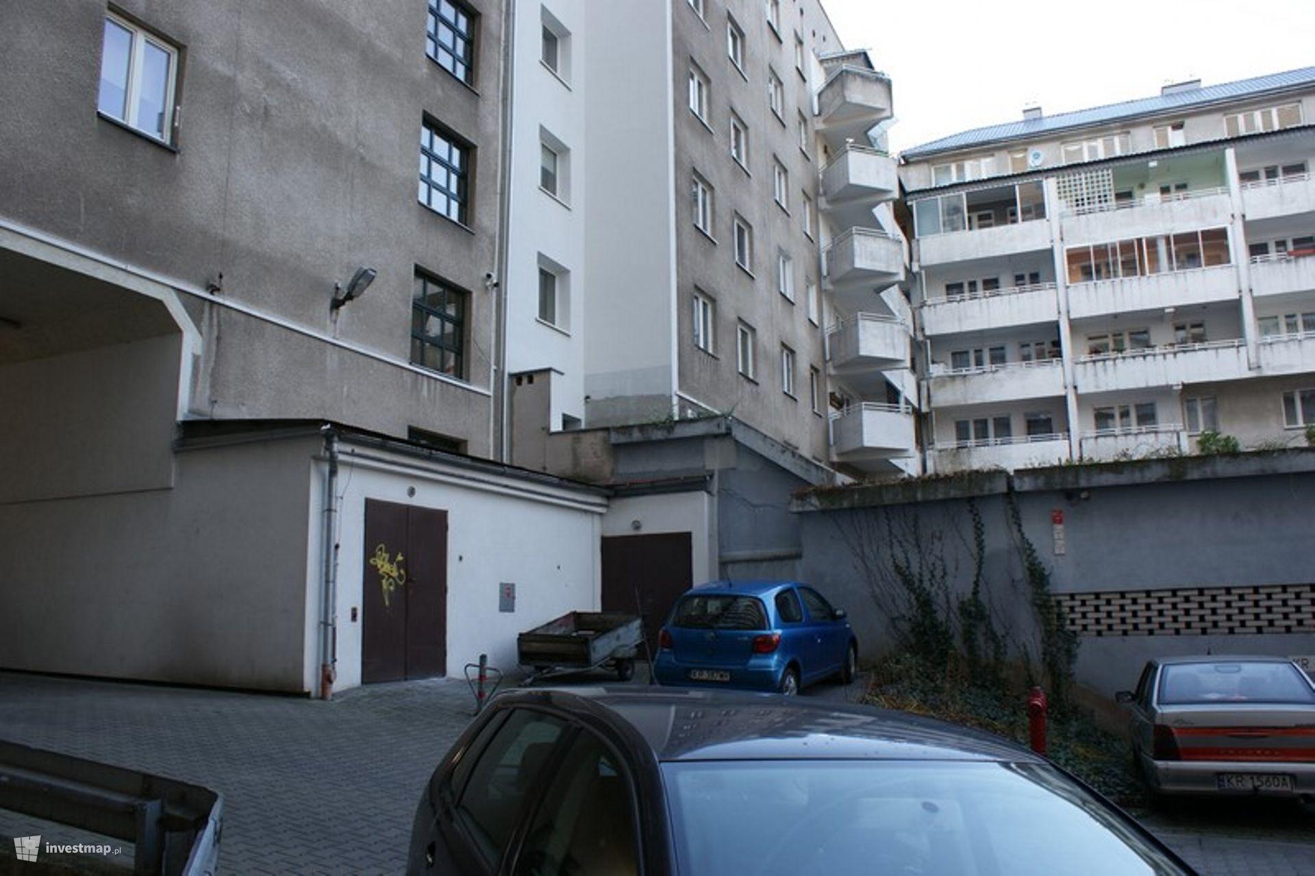 Remont Elewacji, ul. Mogilska 23