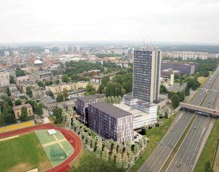 [Katowice] Kompleks biurowy, ul. Astrów 16 24787