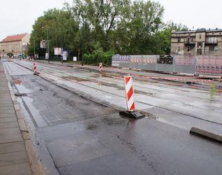 [Kraków] Ulica Grzegórzecka (remont) 348883