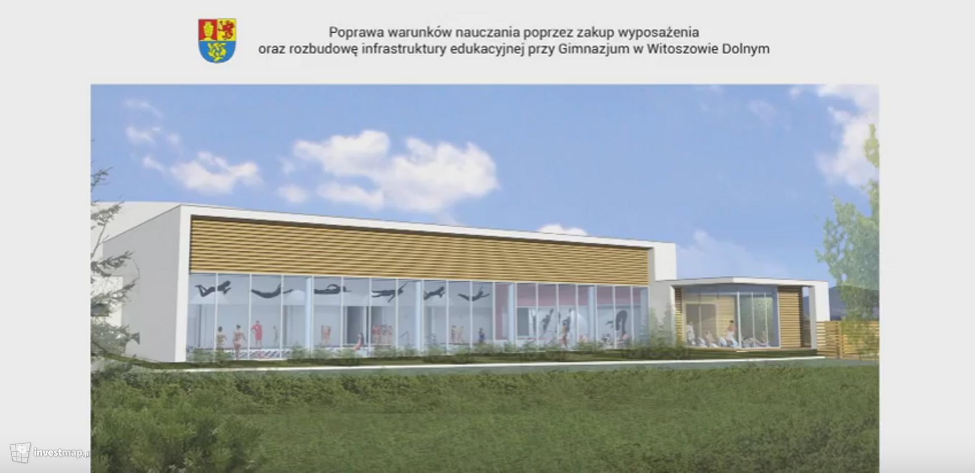 Rozbudowa kompleksu sportowego o kryty basen i boisko