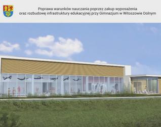 [Witoszów Dolny] Rozbudowa kompleksu sportowego o kryty basen i boisko 299732