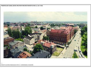 [Kraków] Budynek mieszkalny, ul. Czarnowiejska 410068