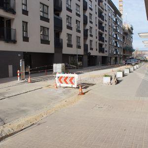 [Kraków] Remont ulicy Ślusarska 497364
