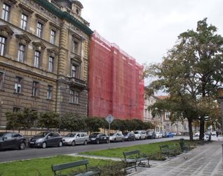 [Kraków] Remont Kamienicy, Plac Matejki 11 447189