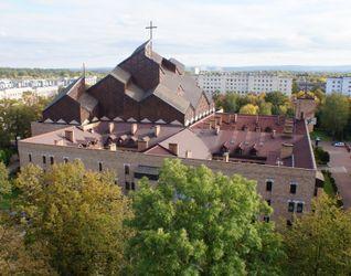 [Kraków] Kościół, Os. Szklane Domy 493525