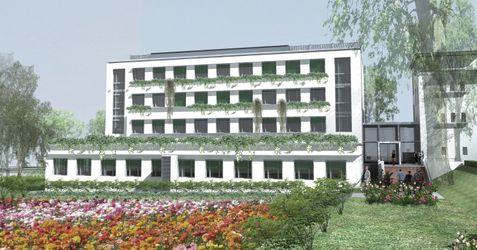 """[Poznań] Kolegium """"Zembala"""" (Uniwersytet Przyrodniczy) (rozbudowa) 318422"""