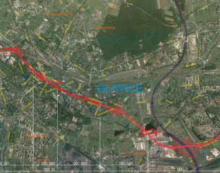 Drogowa Trasa Średnicowa odcinek Katowice-Chorzów-Zabrze-Gliwice 34518