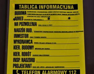 [Kraków] Remont, ul. Tarłowska 3 347862